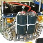 طراحی ربات فوتبالیست
