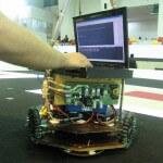 ساخت ربات مین یاب