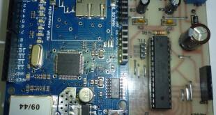 وب سرور با آی سی شبکه W5100 پروژه های دکتر علیزاده