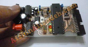 پروگرامر پارالل STK500