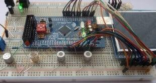 پیاده سازی الگوریتم PCA بر روی سنسورهای گاز Figaro پروژه های دکتر علیزاده
