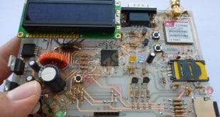 تبادل پیوسته اطلاعات با پروتکل GPRS توسط ماژول SIM900 پروژه های دکتر علیزاده