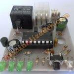 کلید لمسی تبدیل سوخت برای خودروهای انژکتوری گازسوز پروژه های دکتر علیزاده