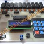ضبط و پخش صدا با AVR و ISD1730