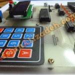 ضبط و پخش صدا با AVR و ISD1730 پروژه های دکتر علیزاده