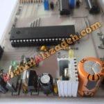اندازه گیری ولتاژ و جریان متناوب و ارسال بی سیم مقادیر