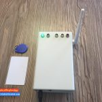 کارتخوان rfid با پروتکل wifi