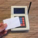 دستگاه پرداخت الکترونیک کرایه تاکسی