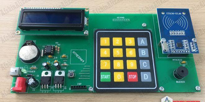 کارتخوان RFID برای شهربازی ها