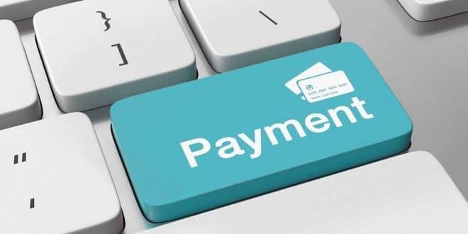 ثبت پرداخت